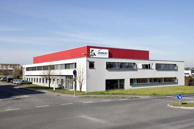 DYNAJET moves into new company headquarters in Nürtingen, Germany