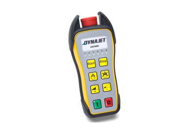 "DYNAJET Radio Remote Control for ""th"" models"