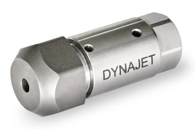 More protection for ultrahigh pressure: the new DYNAJET nozzle carrier