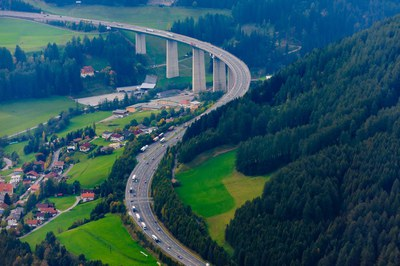 Renovation of the Brenner motorway with DYNAJET