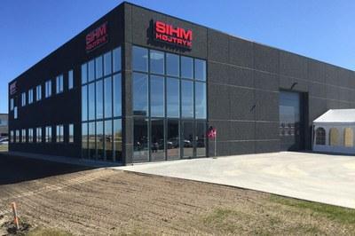 Sihm Højtryk A/S – New DYNAJET dealer in Denmark
