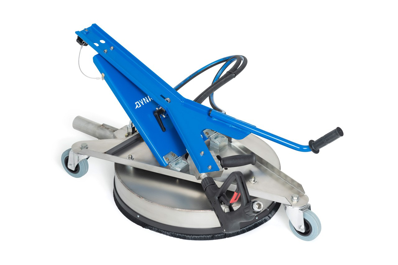 DFS 500 VAC floor cleaning system