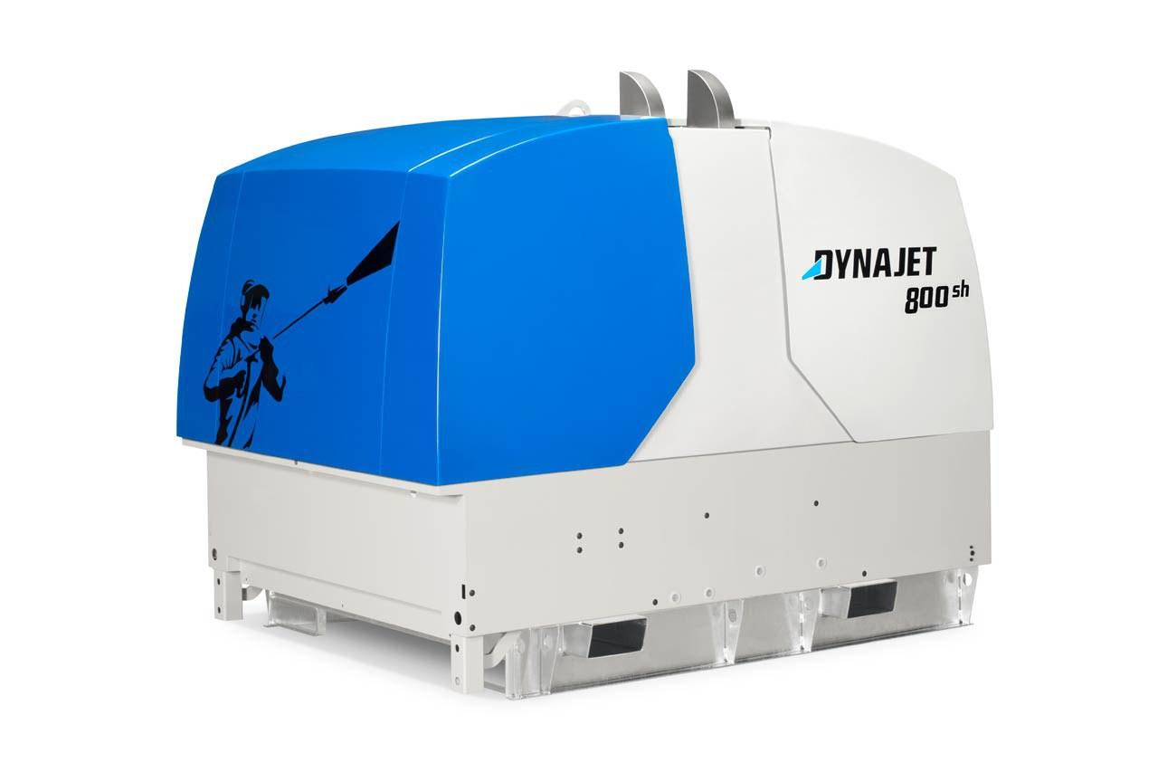 DYNAJET 800s wireless