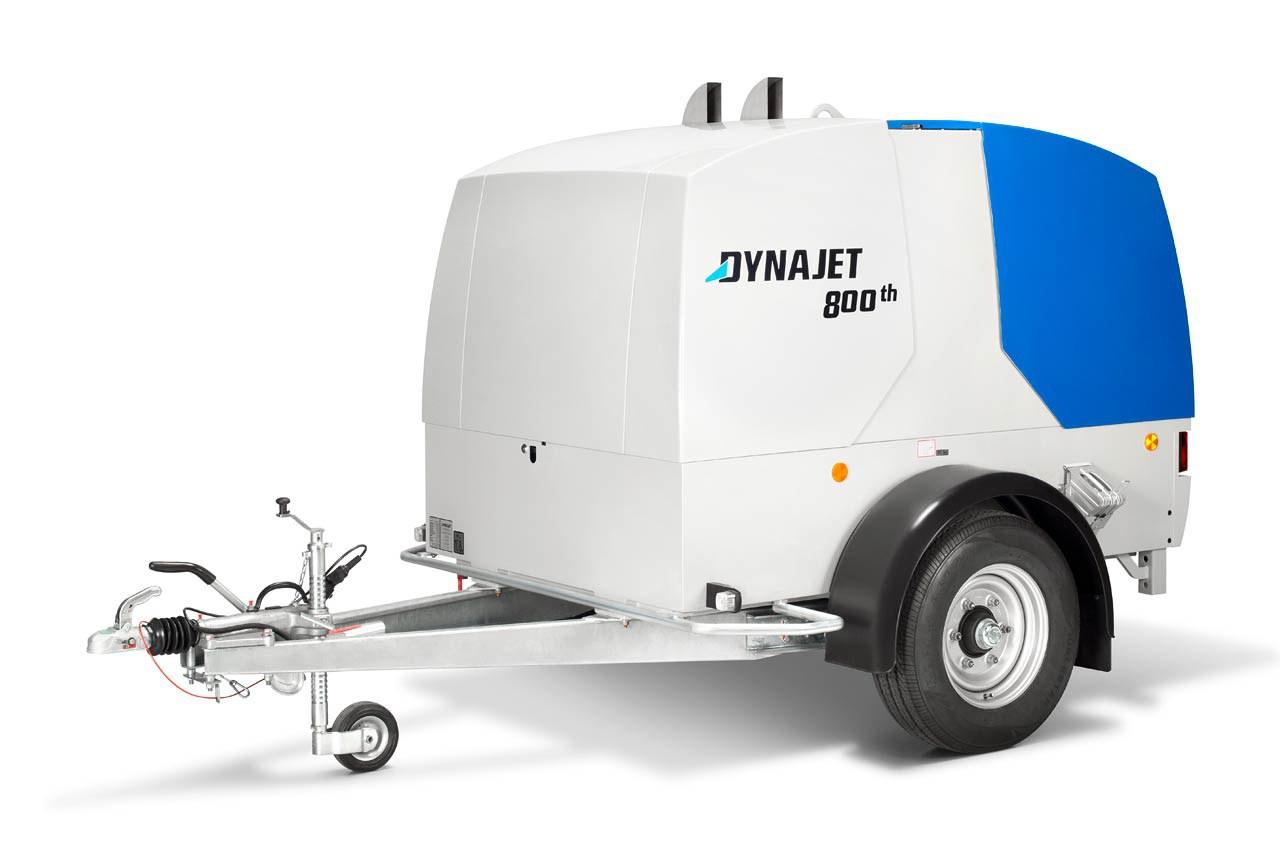 DYNAJET 800th Refinery wireless special