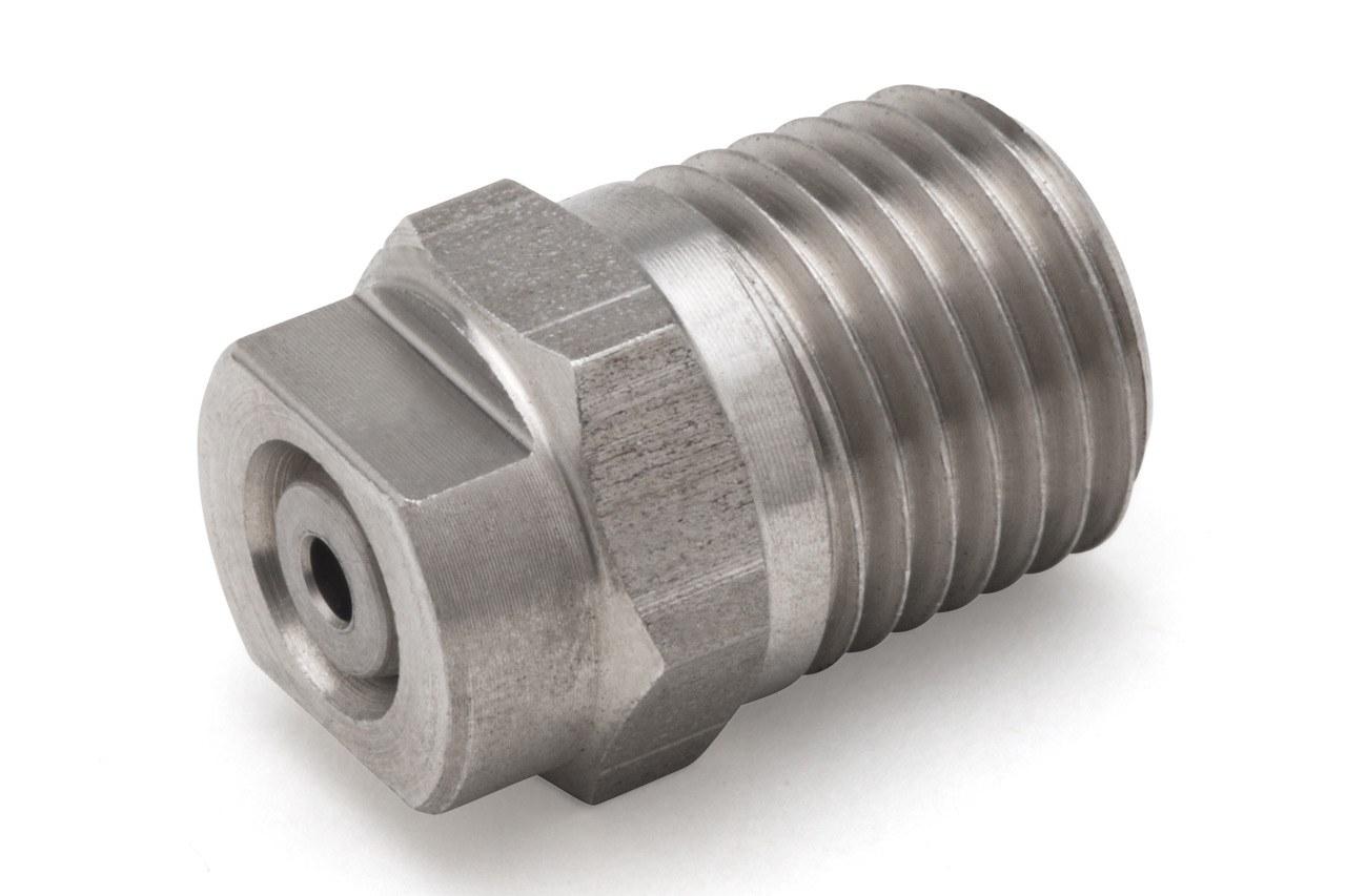Round-jet nozzle shape A 005