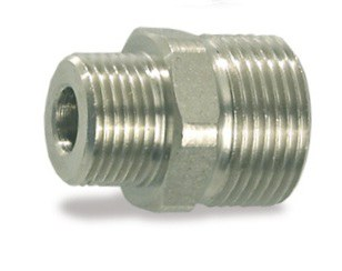 "Counter nipple M22x1,5 e.t.-3/8"" e.t. 500bar"