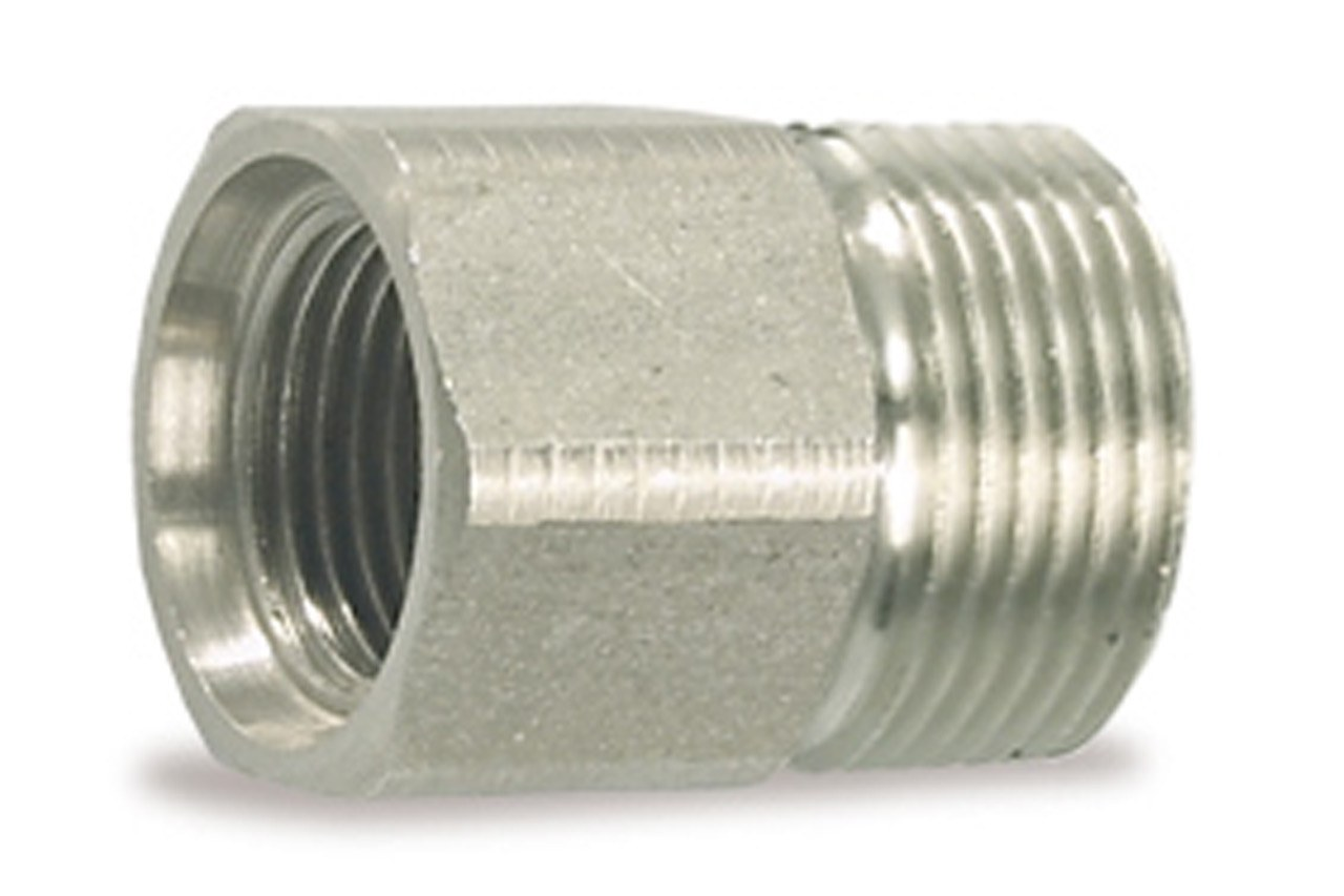Counter nipple M22x1.5 ET - 3/8 IT 500bar