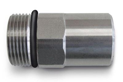 "Counter nipple M22x1,5e.t.-1/4"" i.t. 500bar"