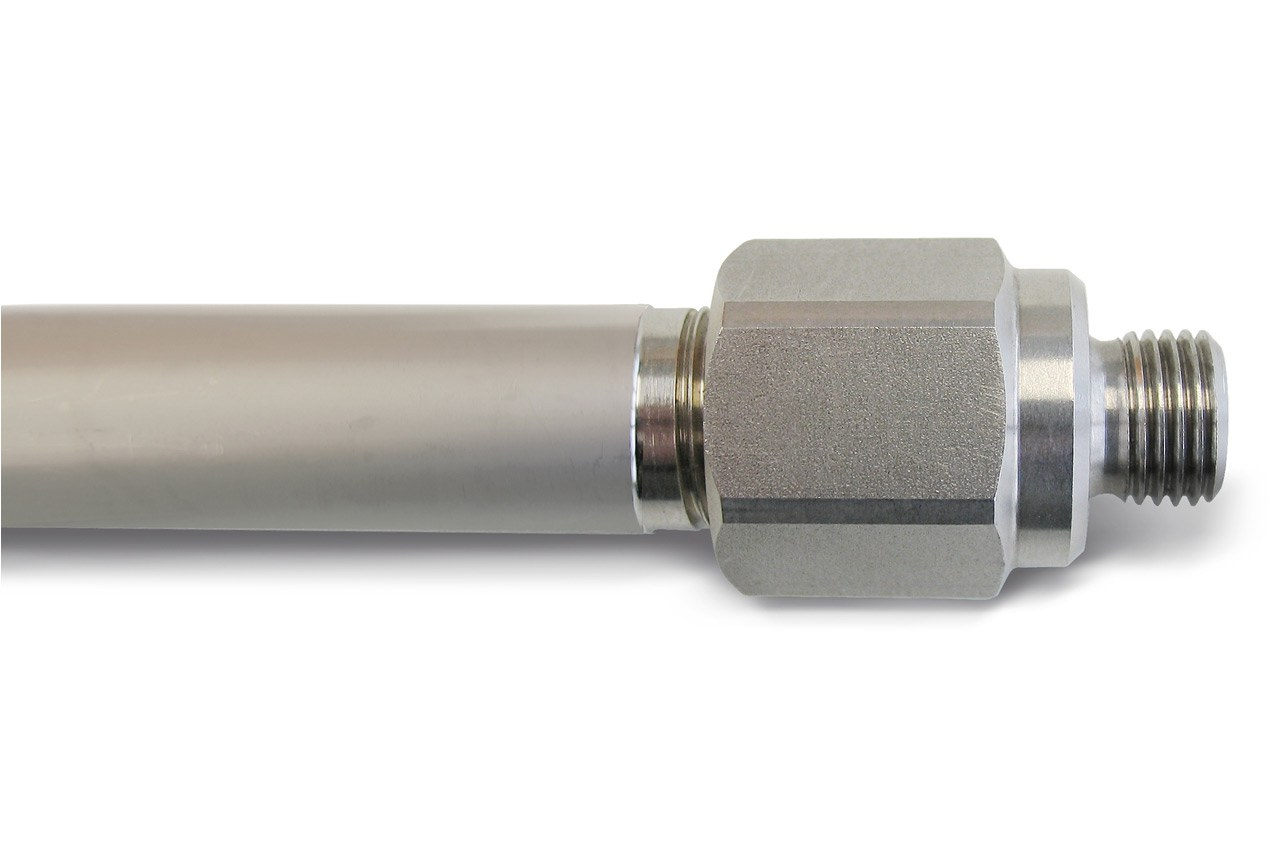 Reducing nipple G1/4A - G3/8 - PN800