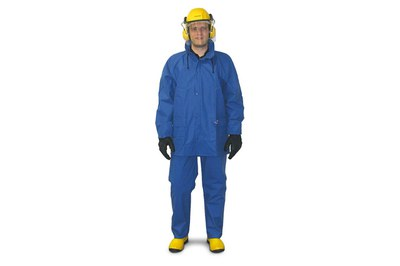 Protective suit, large