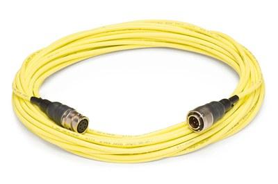 Remote controle cable 6-Pin 25m