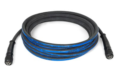 HP water hose 400bar 25m DN8,2x M22X1,5