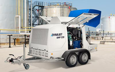 DYNAJET for industry & industrial services